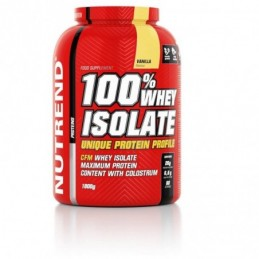 100% Whey Isolate Nutrend...
