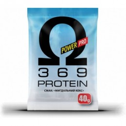 Protein Omega 3:6:9 40 г