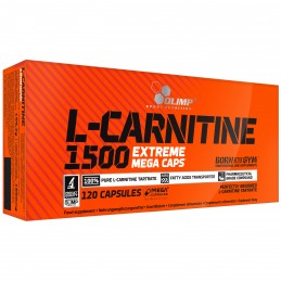 L-Carnitine 1500 Extreme...