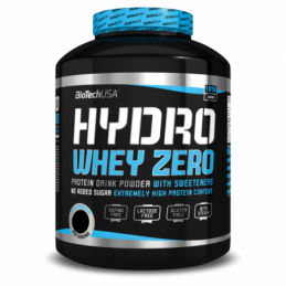 Hydro Whey Zero 1,8 кг (50...