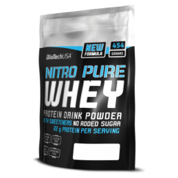 Nitro Pure Whey 454 г (16...