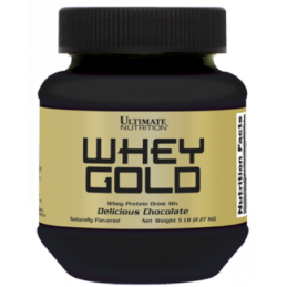 Whey Gold Ultimate 34 г