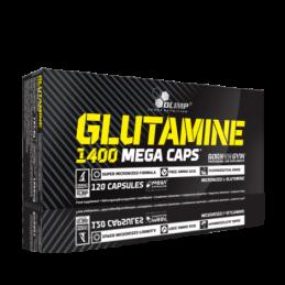 L-glutamine 1400 Mega Caps...