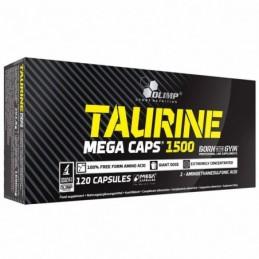 Taurine Mega Caps 120 капс