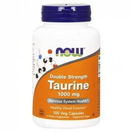 Taurine 1000 mg Double...