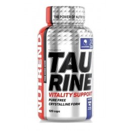 Taurine Nutrend 120 капс...