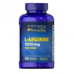 L-Arginine 1000 mg Caps...