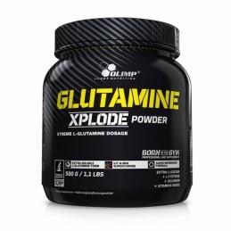 Glutamine Xplode 500 грам