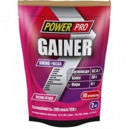 Gainer Power Pro 2 кг