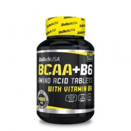 BCAA + B6 100 таблеток