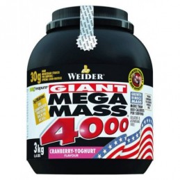 Mega Mass 4000 3 кг (30...