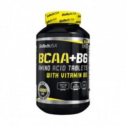 BCAA + B6 200 таблеток