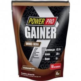 Gainer Power Pro 4 кг...