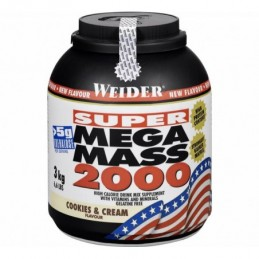 Mega Mass 2000 3 кг (30 порц.)