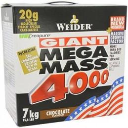 Mega Mass 4000 7 кг (70 порц.)