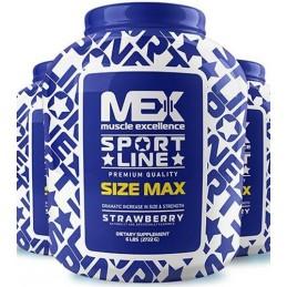 Size Max 2,72 кг (24 порц.)