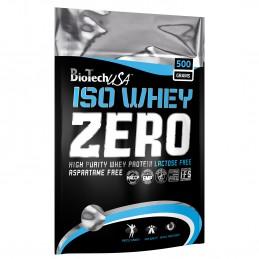 Iso Whey Zero lactose free...