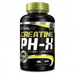 Creatine pH-X 210 капс (105...