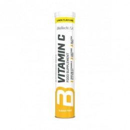 Effervescent Vitamin C 20 табл