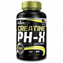 Creatine pH-X 90 капс (45...