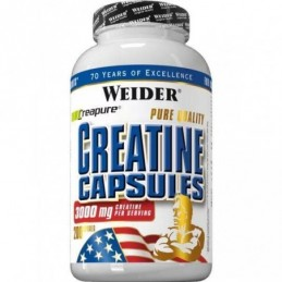 Creatine Capsules Weider...