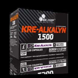 Kre-Alkalyn 1500 120 капс