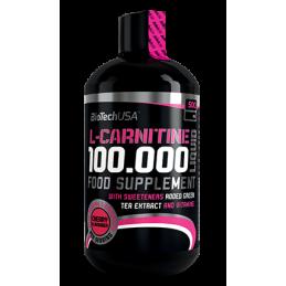 L-carnitine 100.000 BioTech...