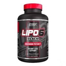 Lipo 6 Black 120 капс