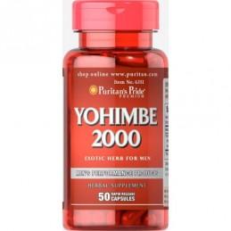 Yohimbe 2000 50 капс (25...
