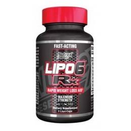 Lipo 6 RX 5 капс