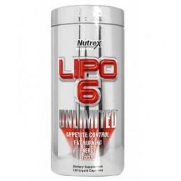 Lipo 6 UNLIMITED 120 капс