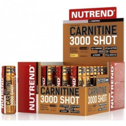 Carnitine 3000 Shot Nutrend...