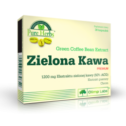 Green Coffee Olimp 30 капс