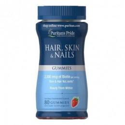 Hair Skin and Nails Gummies...