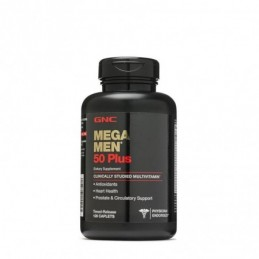Mega Men 50 Plus 60 капс...
