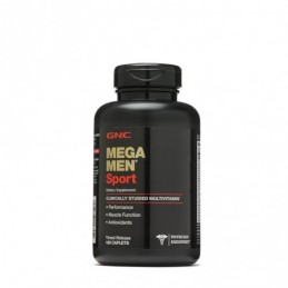 Mega Men Sport 180 табл