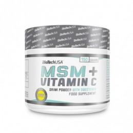 MSM + Vitamin C 150 г (75...