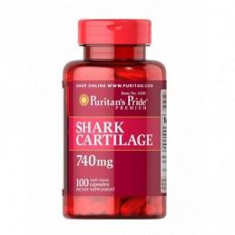 Shark Cartilage 740 mg 100...
