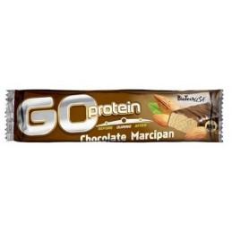 Go Protein Bar 80 г-марципан