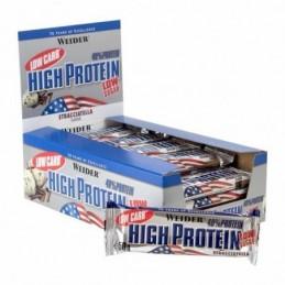40% High Protein Bar Weider...