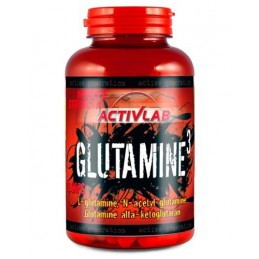 Glutamine 3 128 капсул