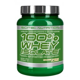 100% Whey Isolate 700 грам