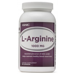 L-Arginine 1000 (90 капсул)