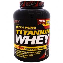 100% Pure Titanium Whey...