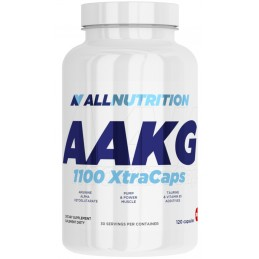 AAKG 1100 XTRA CAPS 120 капсул