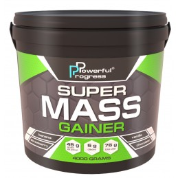 Super Mass Gainer 4 кг
