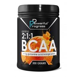 Amino BCAA 2:1:1 500 грамм