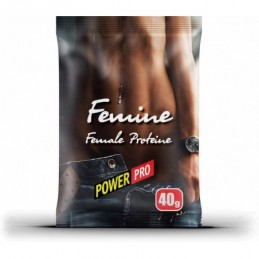 Femine Protein 40 г синий...